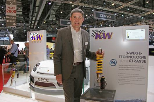 KW Automotive Partner der Automobilindustrie und Tuner