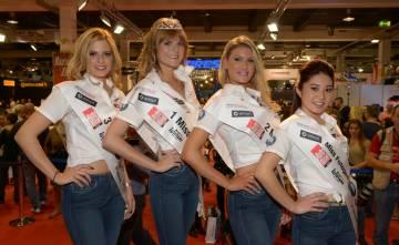 Miss Autozürich 2014 Rundgang