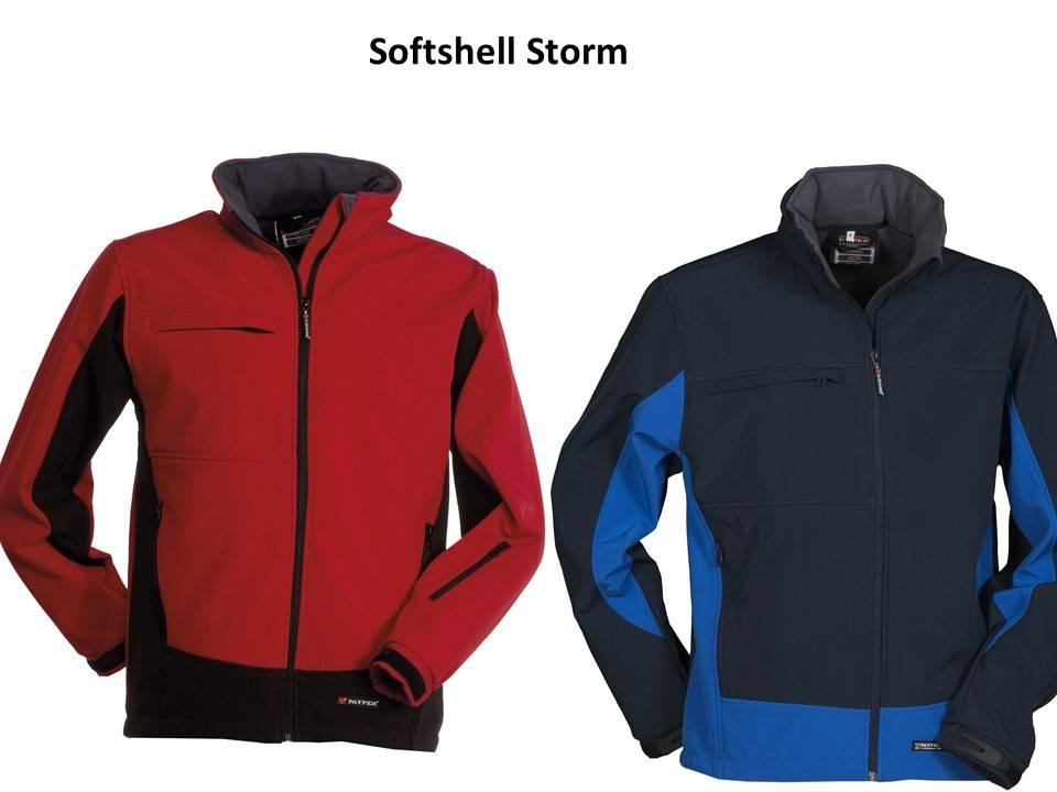 Softshell Storm