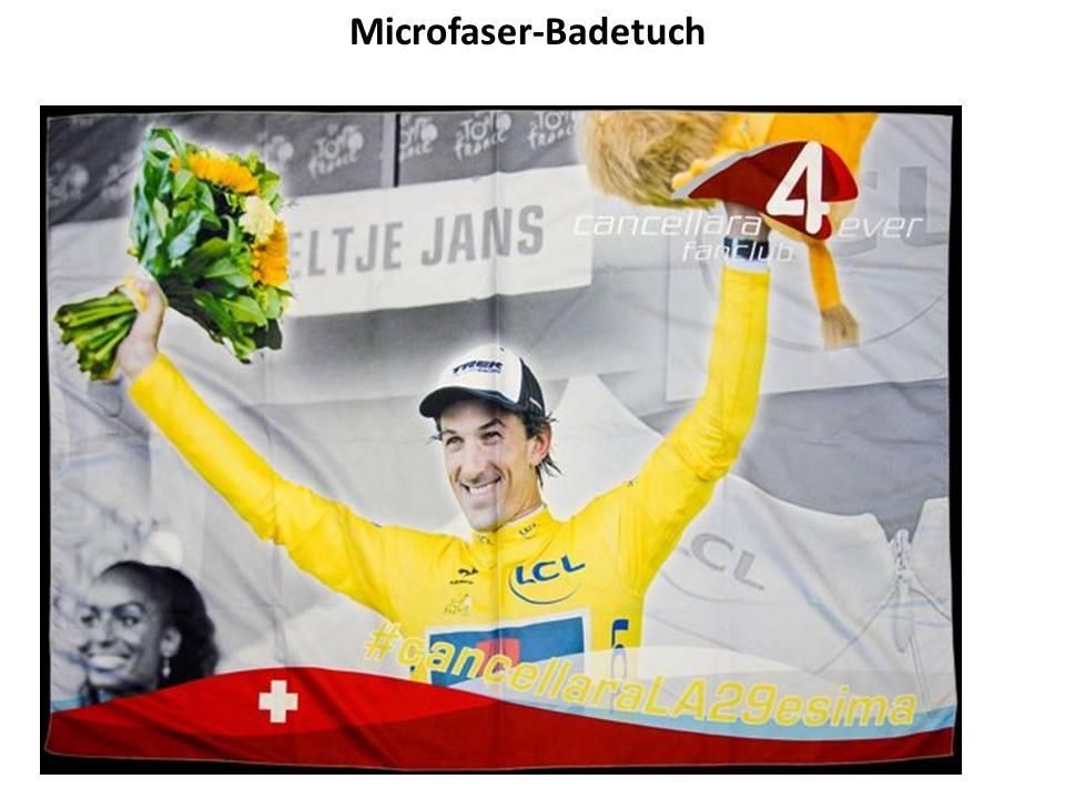 Microfaser-Badetuch