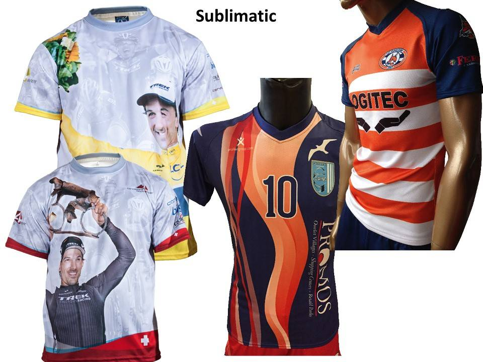 Sublimatic Produkte