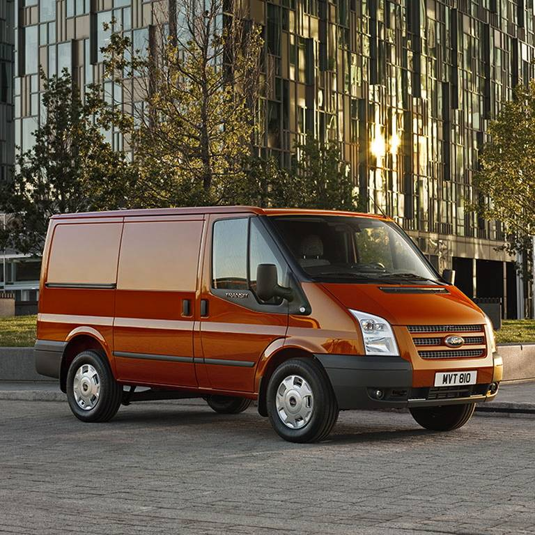 Ford Transit: Neuauflage des Bestsellers