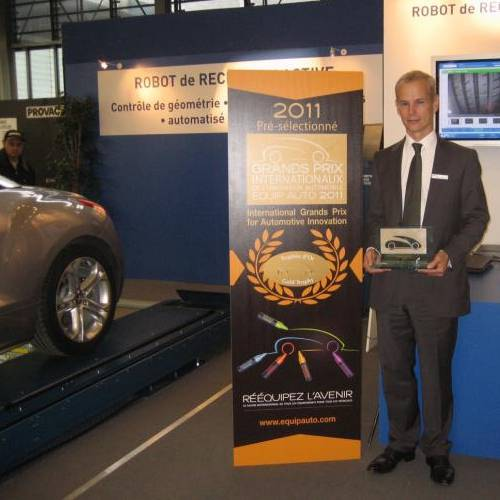 Automotive Process Institute gewinnt nächsten Innovationspreis