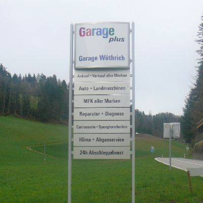 Garage Wüthrich wird «Garage Plus»-Partner