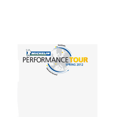 Michelin Performance Tour 2012 gestartet