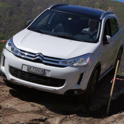 Neuer Kompakt-SUV von Citroën