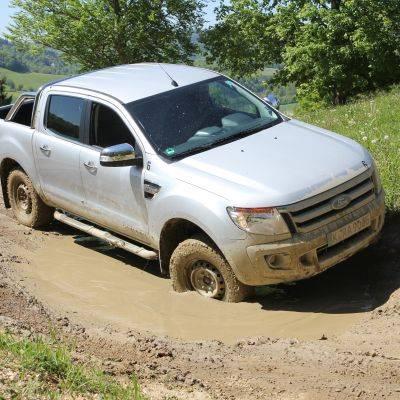 Ford Ranger ab sofort erhältlich