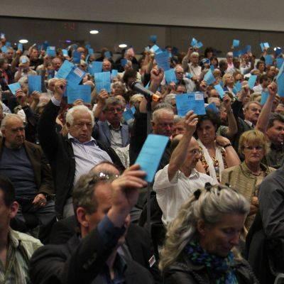 81. Generalversammlung der ESA in Interlaken