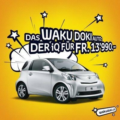 Japanische «Begeisterung» bei Toyota