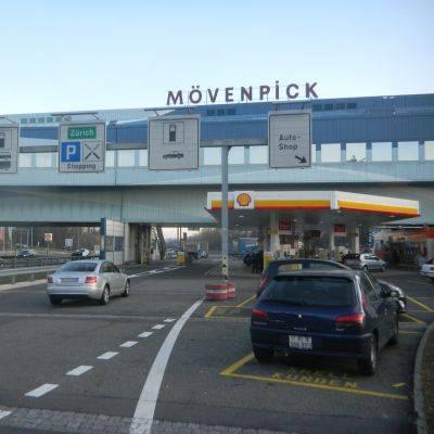 Autobahnraststätten: Schweiz an der Spitze