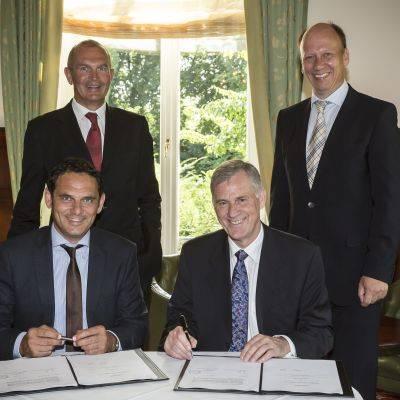 Partnerschaft zwischen ExxonMobil und ABT Sportsline
