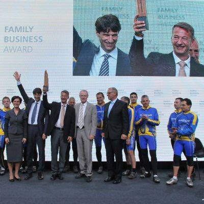 Trisa AG gewinnt AMAG-Family Business Award