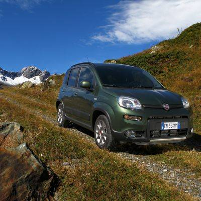 Top Gear kürt Panda 4x4 zum «SUV of the year»