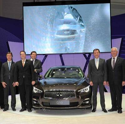 Neuer Infiniti-Partner in St. Gallen