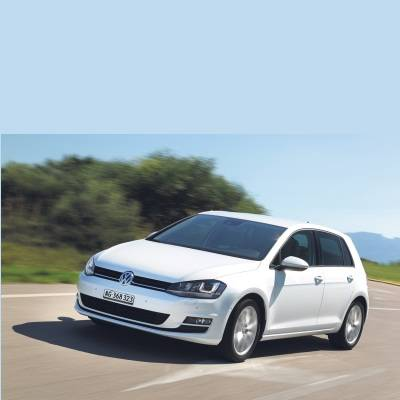 Der neue Golf ist «World Car of the Year 2013»