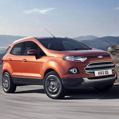Facebook: Run auf Ford EcoSport