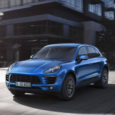 Porsche Macan ab April 2014 in der Schweiz