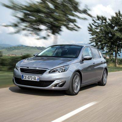 Peugeot 308 ist «Car of the Year 2014»
