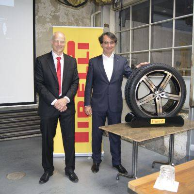 Mit «Pirelli Winter Tech Days» sicher in den Winter