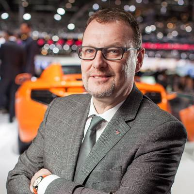 McLaren Automotive: Jonathan Pollock neuer Regional Director Europe