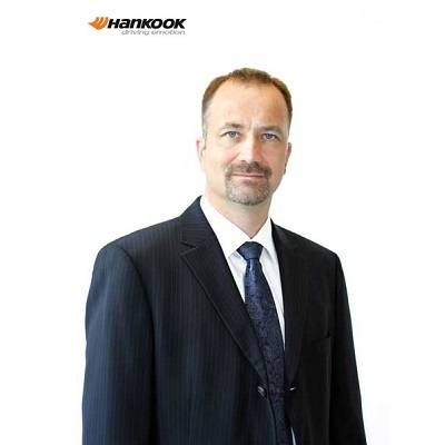 Hankook ernennt neuen Marketing Director für Europa