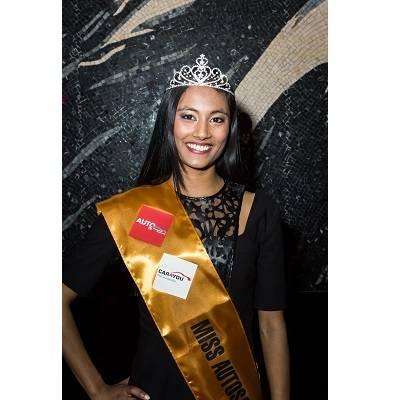Mohana Rapin ist Miss Auto-Salon 2016