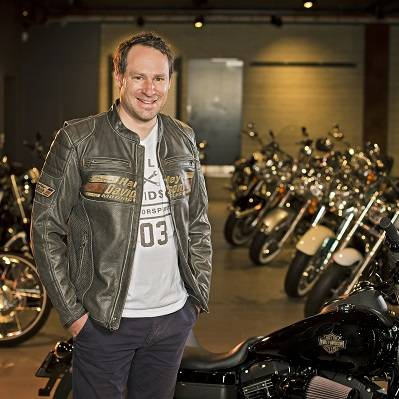 Neuer Country Manager bei Harley-Davidson Switzerland