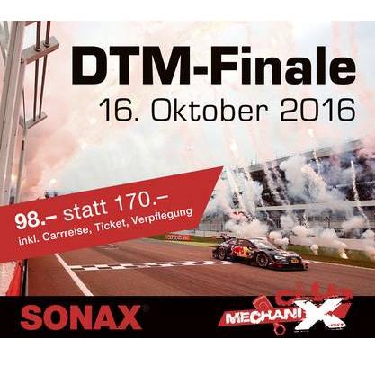 Mit dem MechaniXclub zum DTM-Finale am Hockenheimring