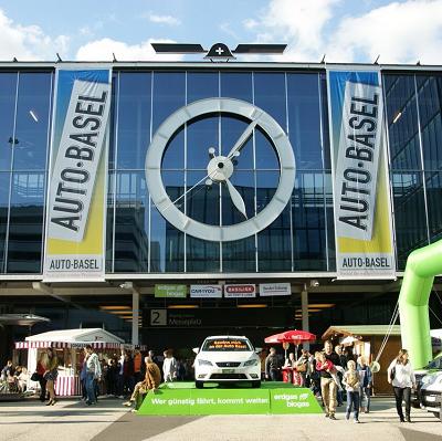 Bis Sonntag ist Basel die Auto-Hauptstadt der Schweiz