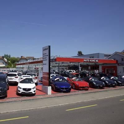 Auto Kunz: 30 Automarken und 500 Angebote zu Importpreisen