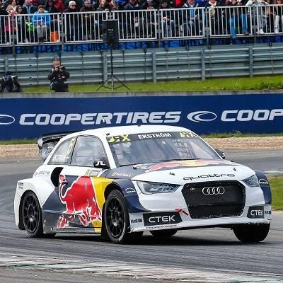 Ekström ist neuer Rallycross-Weltmeister auf Reifen von Cooper