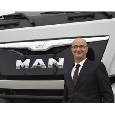Thomas Maurer wird neuer Geschäftsführer bei MAN Truck & Bus Schweiz