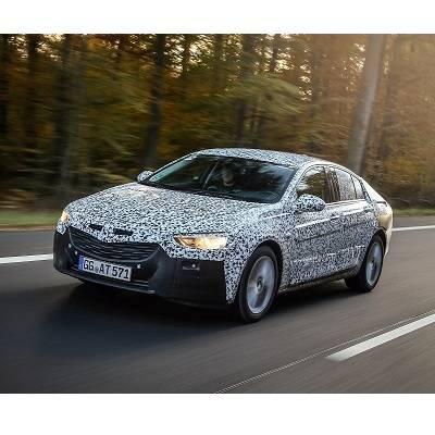 Opel bringt 2017 sieben Neue
