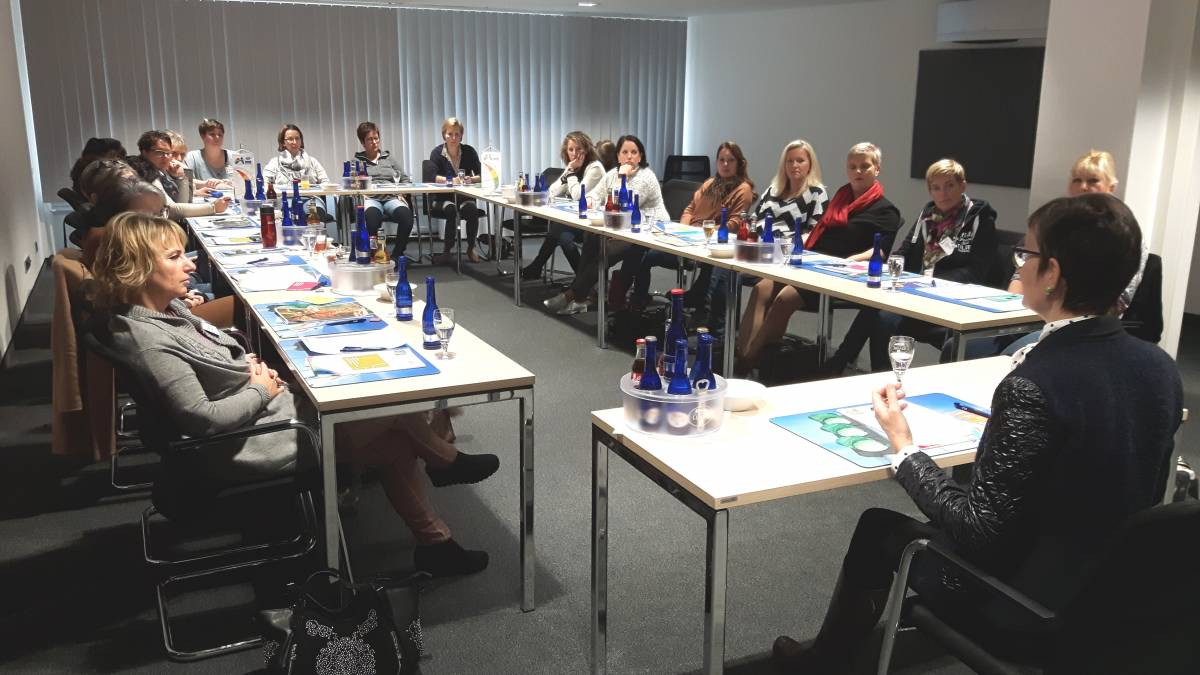 Repanet FrauenForum: Gezielt Schwerpunkte setzen für mehr Power im Job