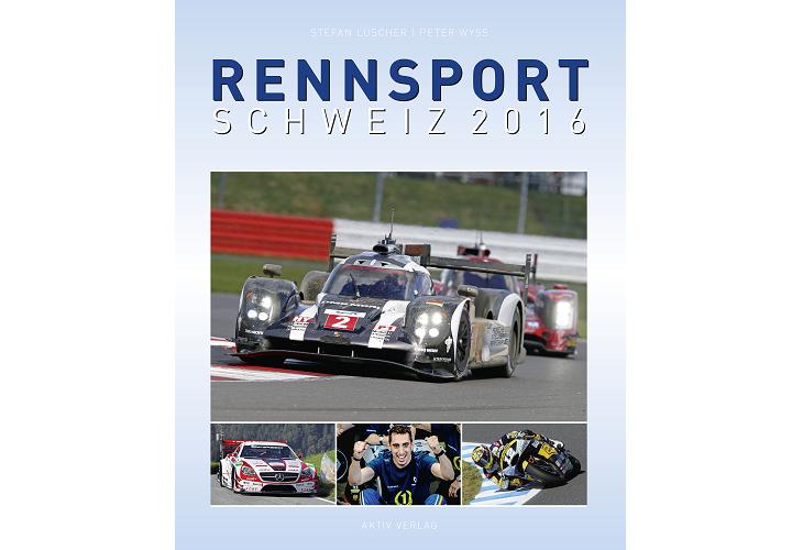 Geschenktipp: Rennsport Schweiz 2016