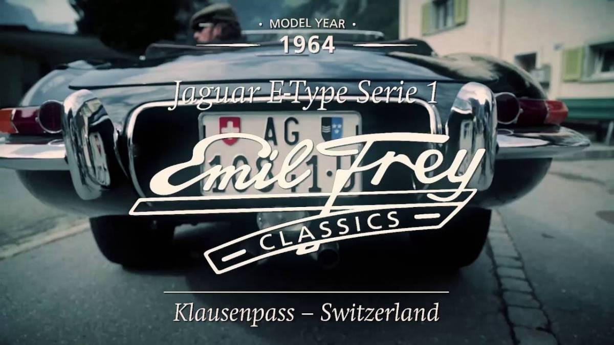 Emil Frey Classics AG - Importeur von Anglo-Parts Ersatzteilen