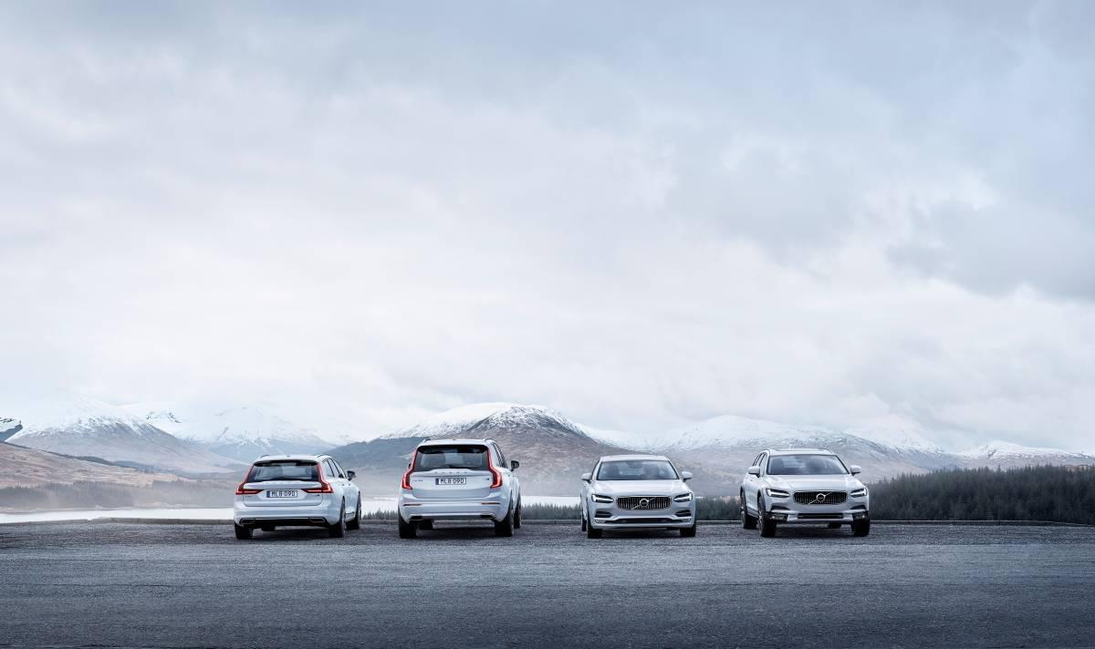 Flexibles Leasing-Modell von Volvo Schweiz für Geschäftskunden