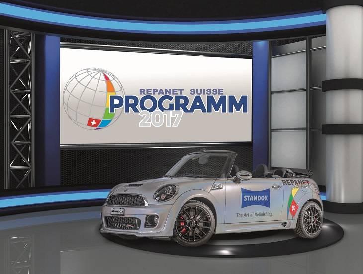 Neues Repanet Suisse Partnerprogramm 2017 von André Koch AG