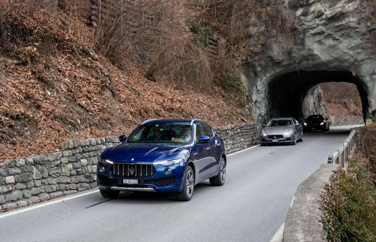 Maserati Levante: der neue Gipfelstürmer
