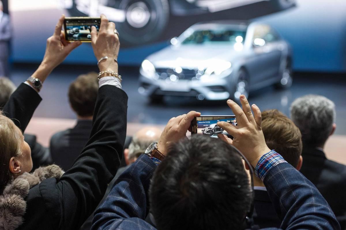 Auto-Salon: Der Countdown läuft
