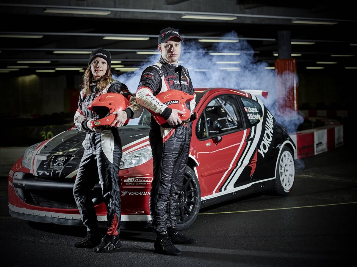 Die Yokohama-Rallyefamilie bekommt Zuwachs