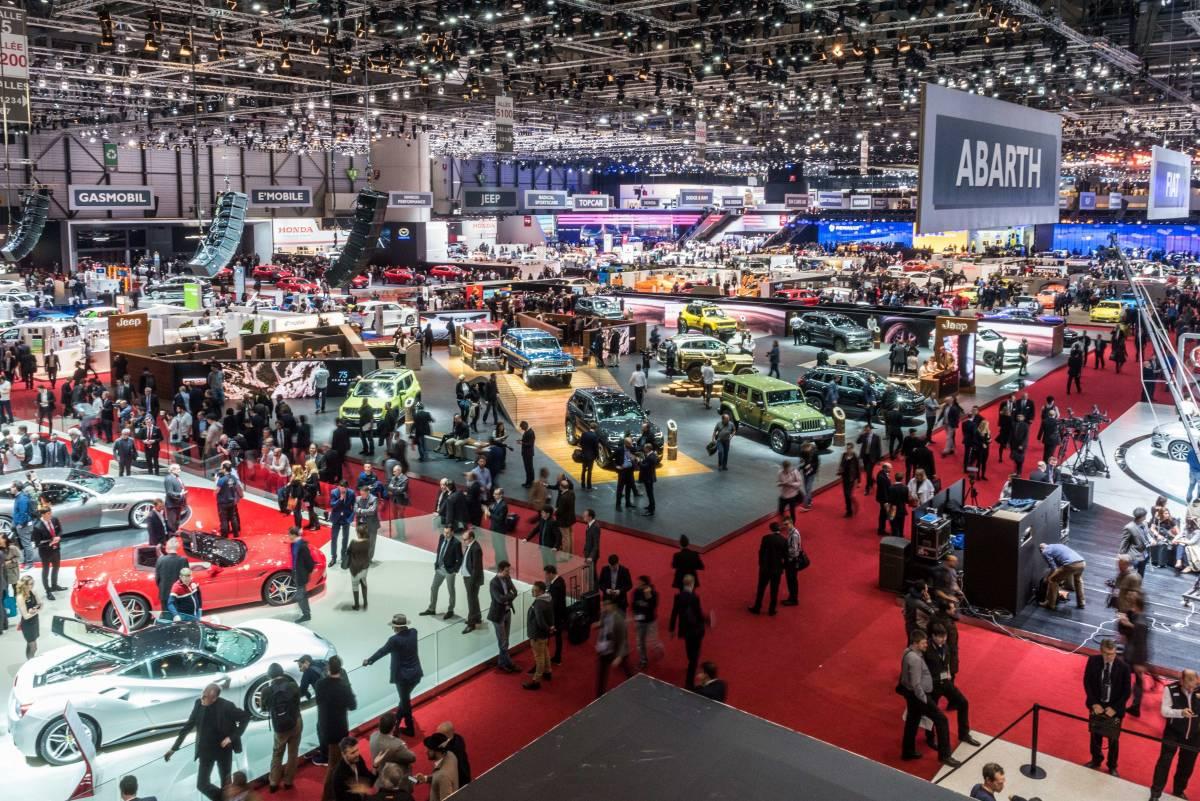Automobil-Salon Genf: auch nach 87 Ausgaben ungebrochen erfolgreich