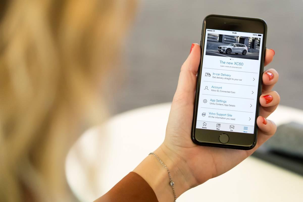 Volvo Schweiz vernetzt alle neuen Modelle serienmässig