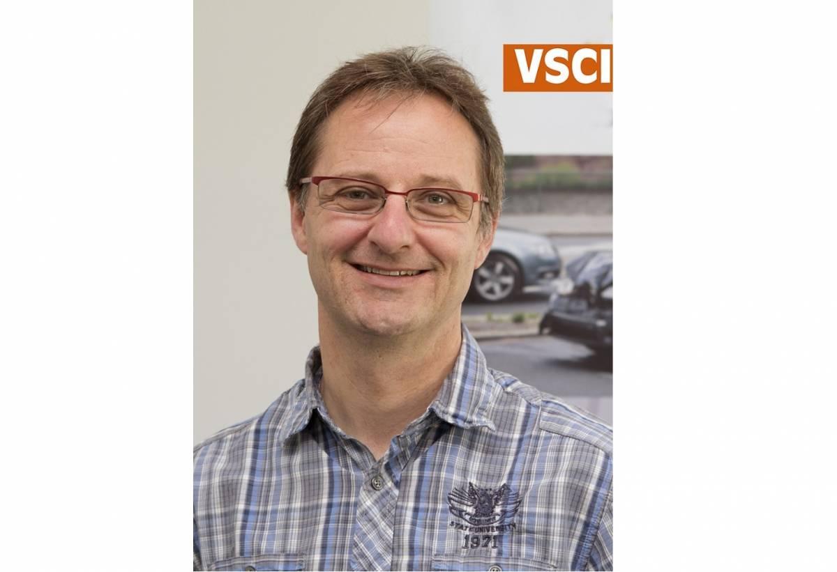 Thomas Rentsch ist neuer Geschäftsführer des VSCI