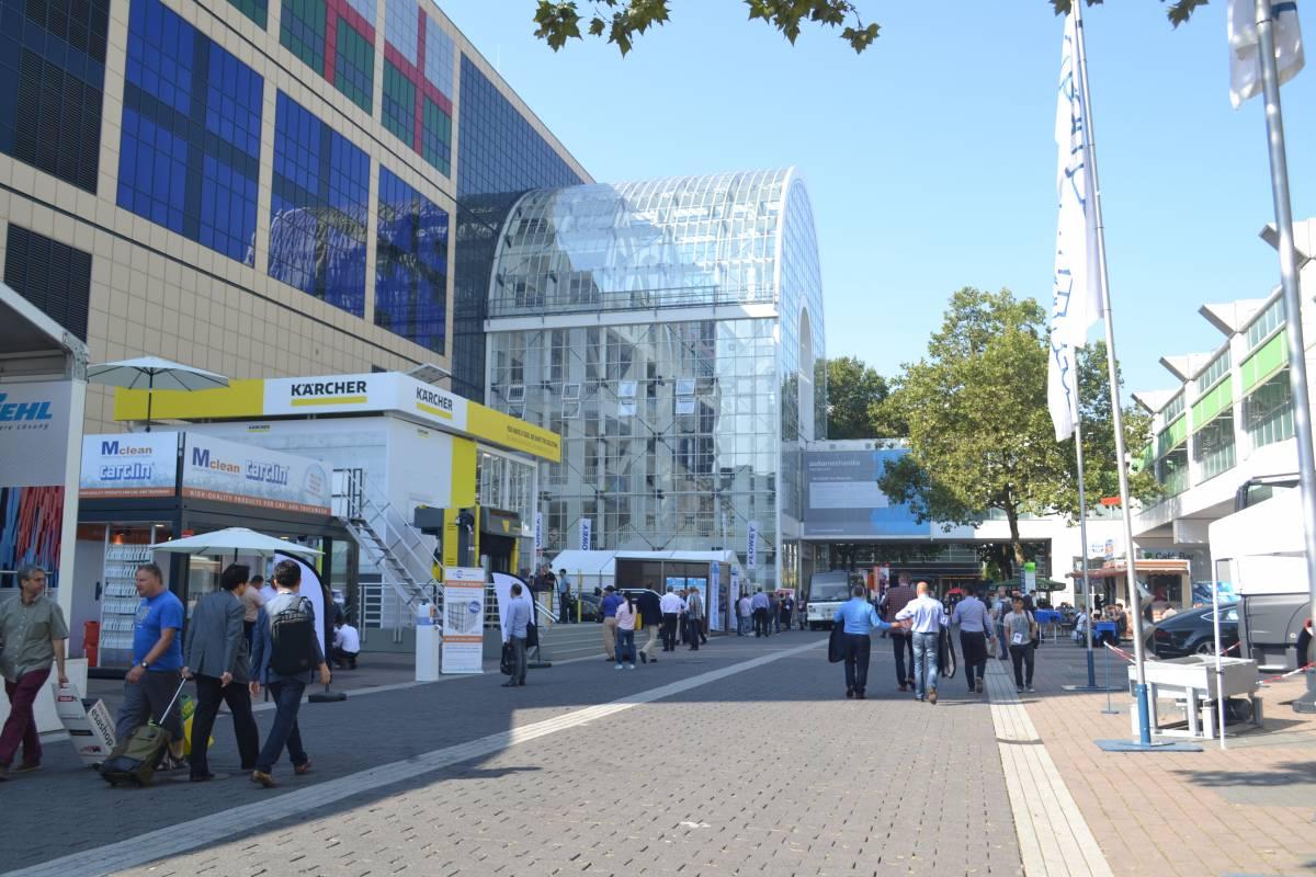 Automechanika Frankfurt: Car Wash zieht in Halle 12 ein