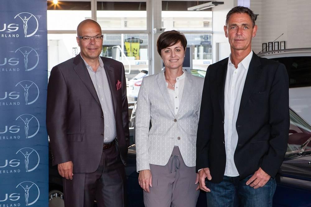 MSS Holding AG neuer Partner von Laureus