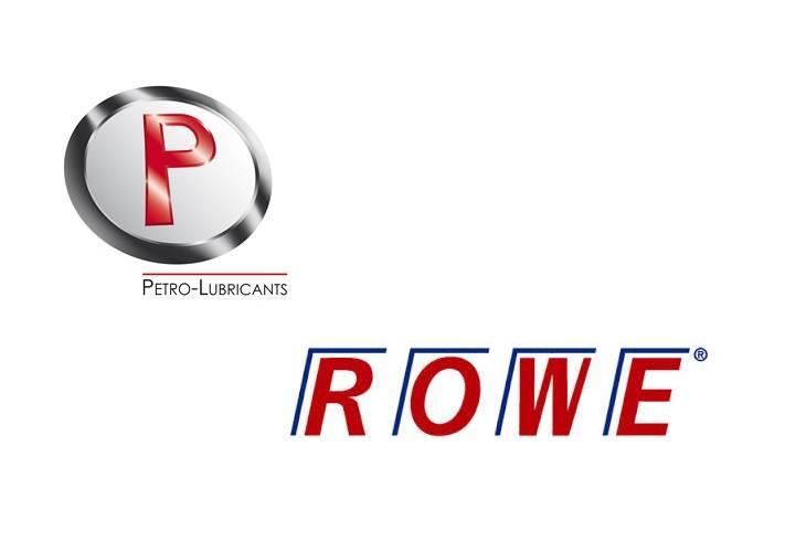 Fünf Jahre Zusammenarbeit Petro-Lubricants und ROWE in der Schweiz