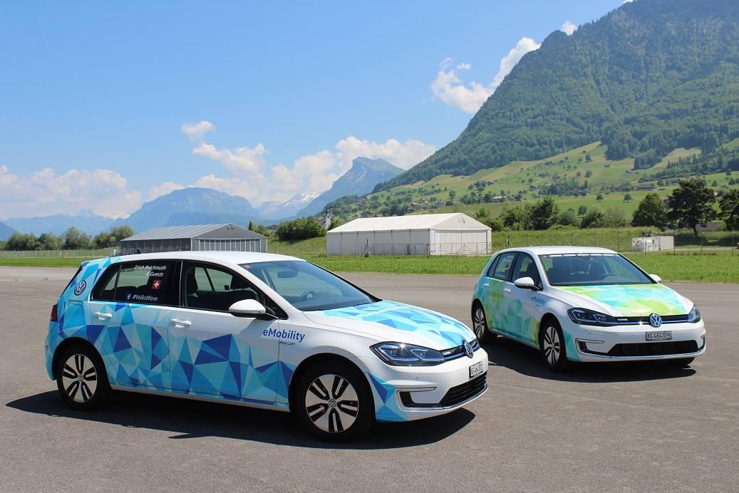 Volkswagen als offizieller Partner an der WAVE Trophy dabei