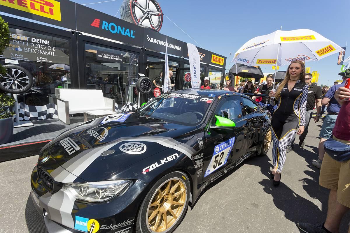 Erfolgreiche Tage am Nürburgring für die Ronal Group