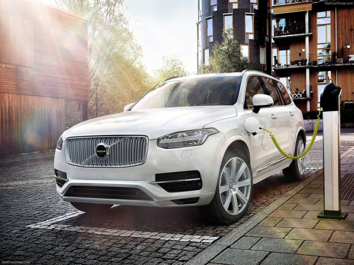 Volvo setzt voll auf Elektrifizierung